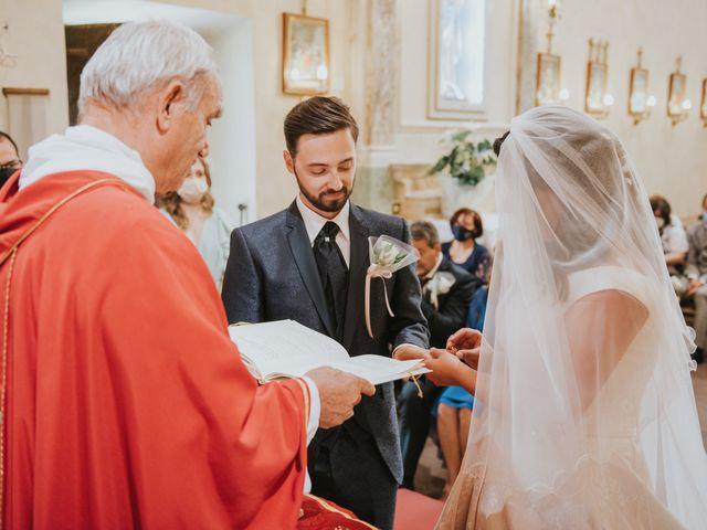 Il matrimonio di Matteo e Eliana a Arezzo, Arezzo 36