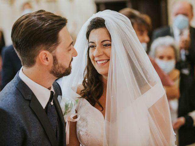 Il matrimonio di Matteo e Eliana a Arezzo, Arezzo 39