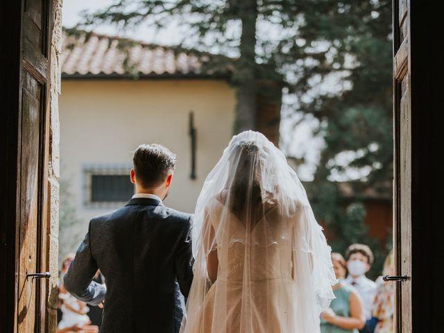 Il matrimonio di Matteo e Eliana a Arezzo, Arezzo 40
