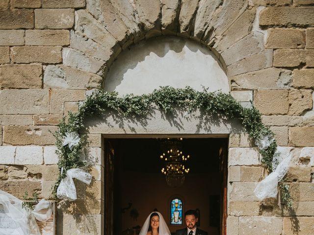 Il matrimonio di Matteo e Eliana a Arezzo, Arezzo 42