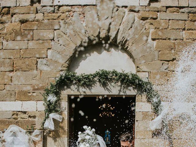 Il matrimonio di Matteo e Eliana a Arezzo, Arezzo 43