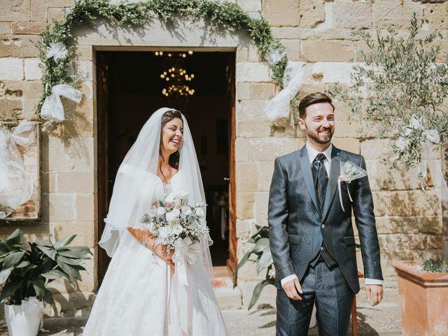 Il matrimonio di Matteo e Eliana a Arezzo, Arezzo 44