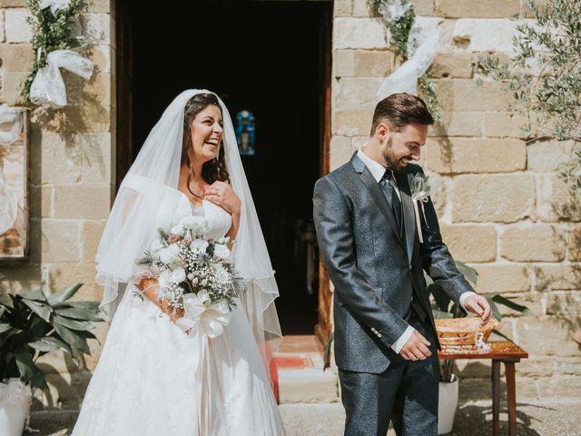 Il matrimonio di Matteo e Eliana a Arezzo, Arezzo 45