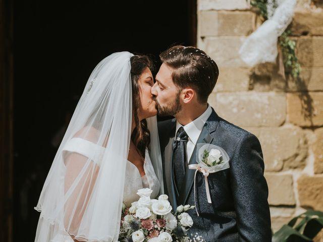 Il matrimonio di Matteo e Eliana a Arezzo, Arezzo 46