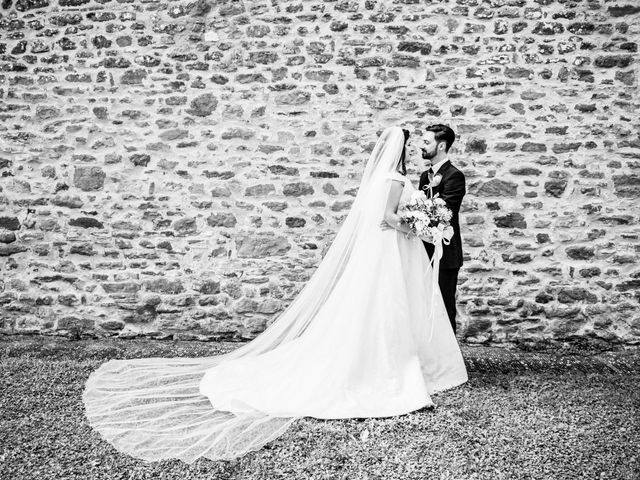 Il matrimonio di Matteo e Eliana a Arezzo, Arezzo 48