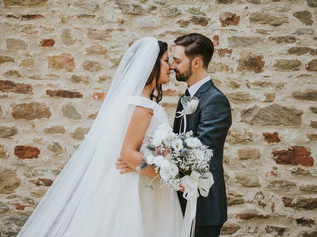 Il matrimonio di Matteo e Eliana a Arezzo, Arezzo 49