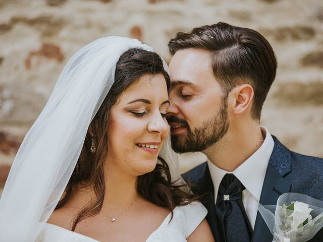 Il matrimonio di Matteo e Eliana a Arezzo, Arezzo 50