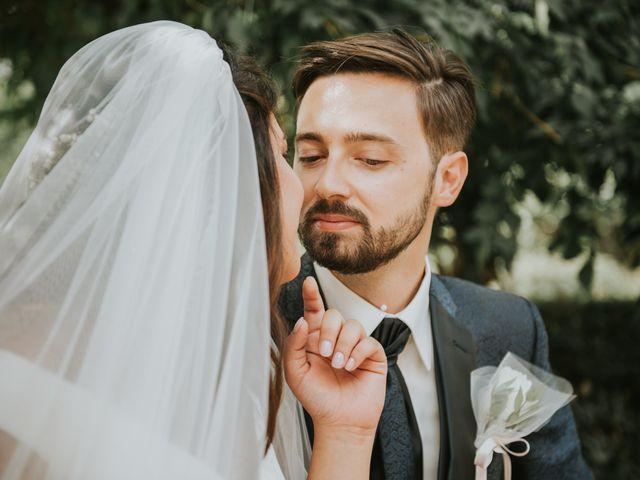 Il matrimonio di Matteo e Eliana a Arezzo, Arezzo 55