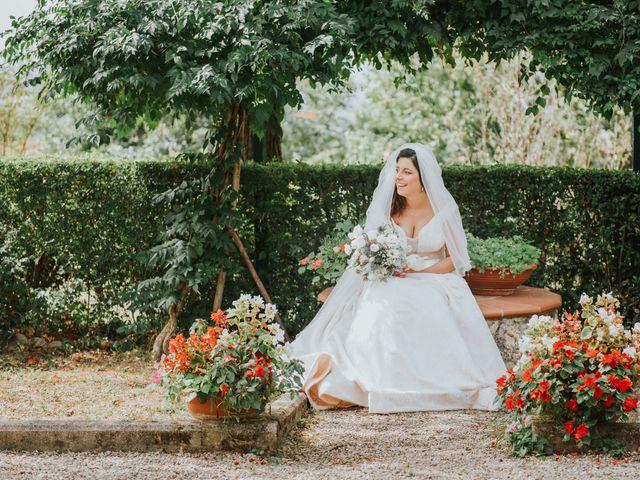 Il matrimonio di Matteo e Eliana a Arezzo, Arezzo 57