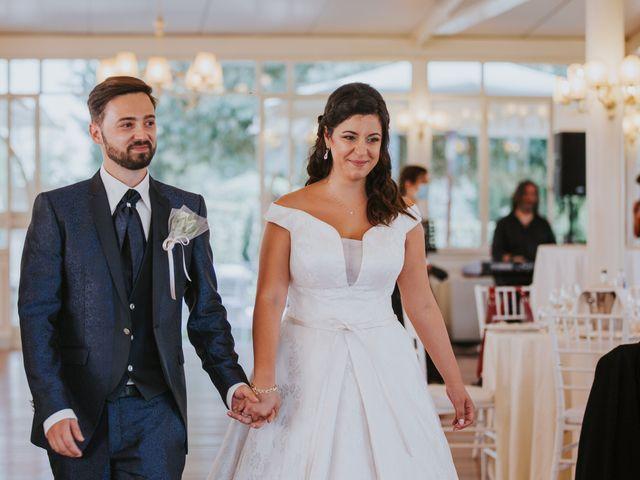 Il matrimonio di Matteo e Eliana a Arezzo, Arezzo 65