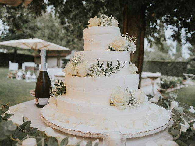 Il matrimonio di Matteo e Eliana a Arezzo, Arezzo 75