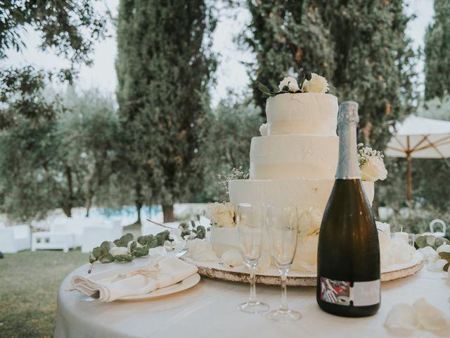 Il matrimonio di Matteo e Eliana a Arezzo, Arezzo 76