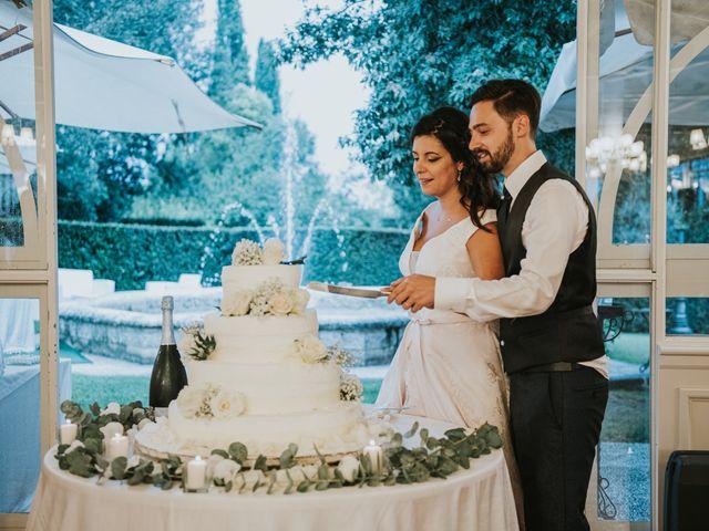 Il matrimonio di Matteo e Eliana a Arezzo, Arezzo 78