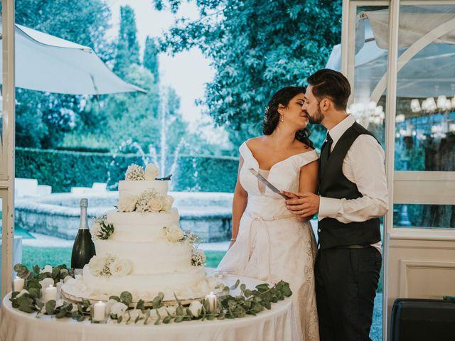 Il matrimonio di Matteo e Eliana a Arezzo, Arezzo 79