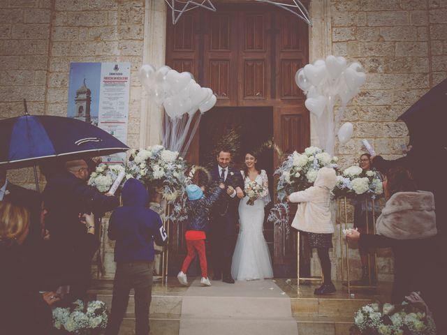 Il matrimonio di Giuseppe e Mara a Adelfia, Bari 38