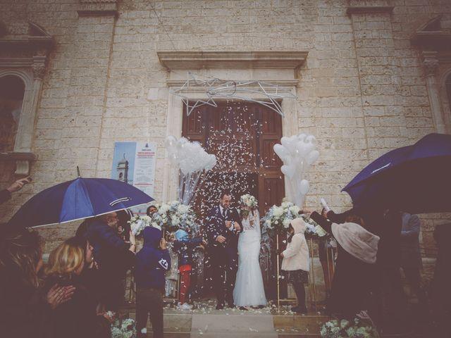Il matrimonio di Giuseppe e Mara a Adelfia, Bari 39