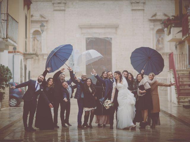 Il matrimonio di Giuseppe e Mara a Adelfia, Bari 41