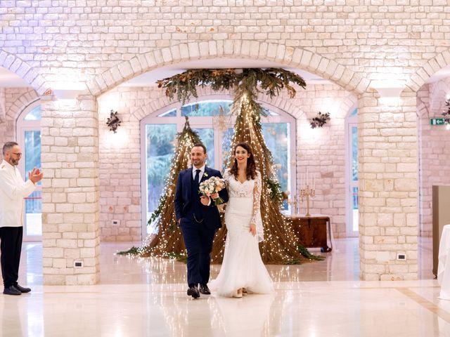 Il matrimonio di Giuseppe e Mara a Adelfia, Bari 50