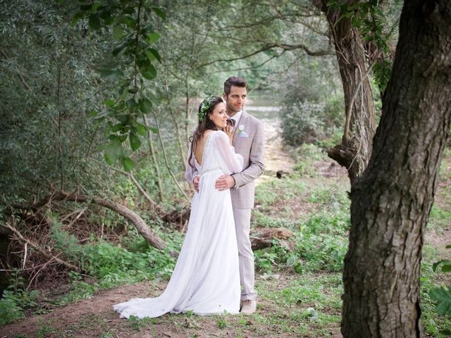 le nozze di Sandra e Federico
