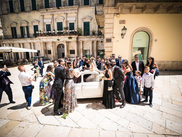 Il matrimonio di Maria e Angelo a Altamura, Bari 19