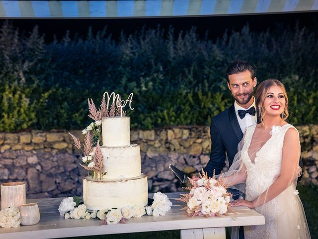 Il matrimonio di Maria e Angelo a Altamura, Bari 23