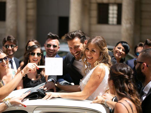 Il matrimonio di Maria e Angelo a Altamura, Bari 25