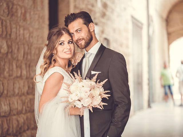 Il matrimonio di Maria e Angelo a Altamura, Bari 1