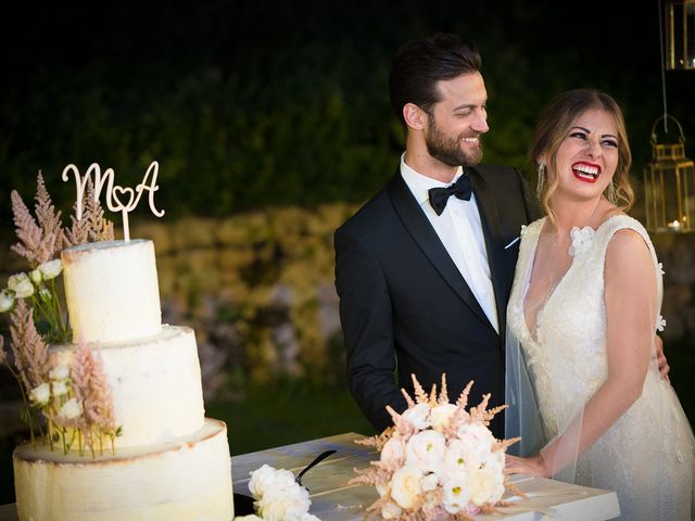 Il matrimonio di Maria e Angelo a Altamura, Bari 46