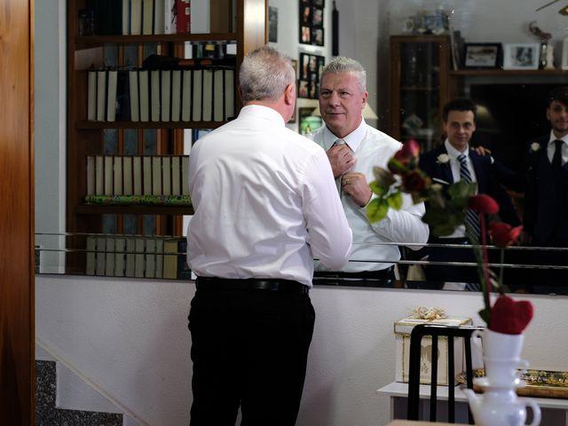 Il matrimonio di Elena e Vittorio a Nettuno, Roma 2