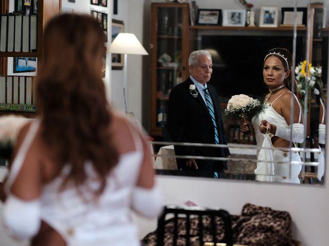 Il matrimonio di Elena e Vittorio a Nettuno, Roma 4