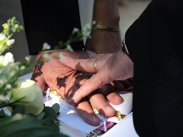 Il matrimonio di Elena e Vittorio a Nettuno, Roma 15