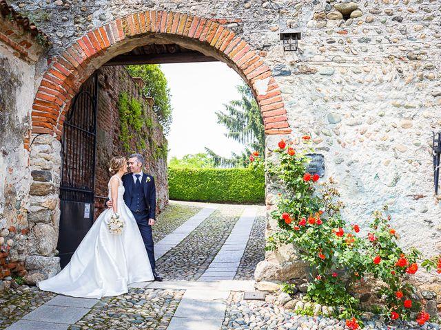 Il matrimonio di Roberto e Claudia a Moncrivello, Vercelli 2