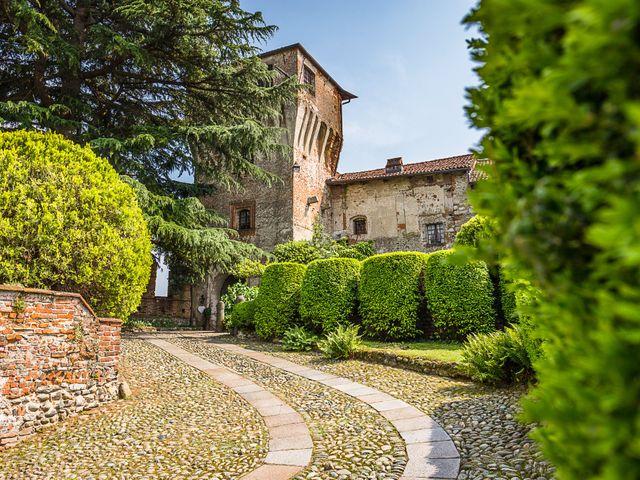 Il matrimonio di Roberto e Claudia a Moncrivello, Vercelli 3
