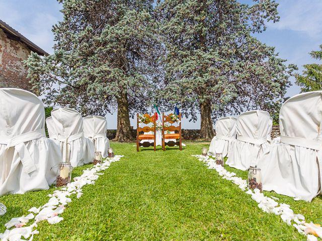 Il matrimonio di Roberto e Claudia a Moncrivello, Vercelli 11