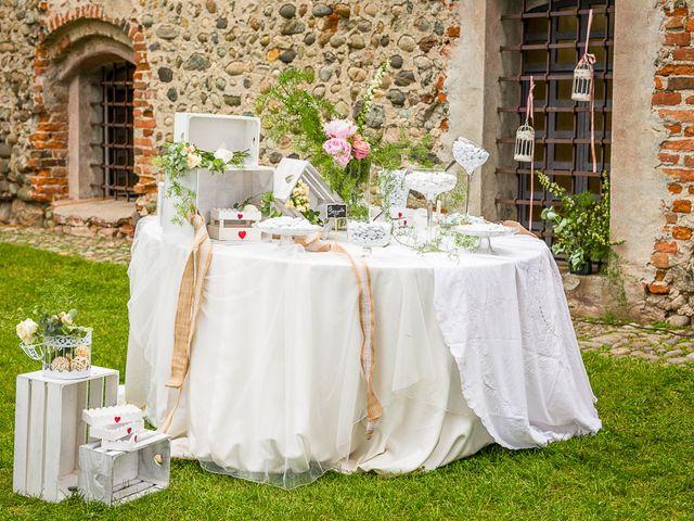 Il matrimonio di Roberto e Claudia a Moncrivello, Vercelli 15