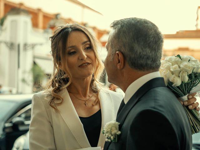 Il matrimonio di Oxsana e Andrea a Aversa, Caserta 5