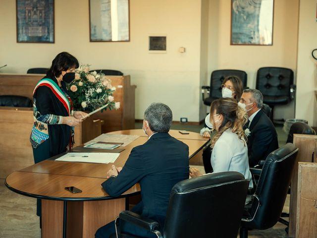 Il matrimonio di Oxsana e Andrea a Aversa, Caserta 11