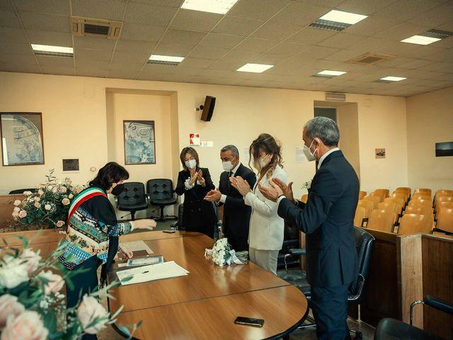 Il matrimonio di Oxsana e Andrea a Aversa, Caserta 13