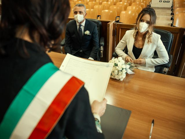 Il matrimonio di Oxsana e Andrea a Aversa, Caserta 25