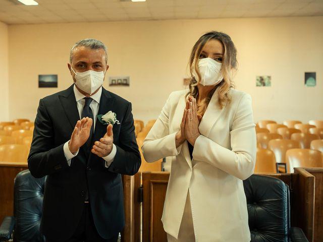Il matrimonio di Oxsana e Andrea a Aversa, Caserta 29