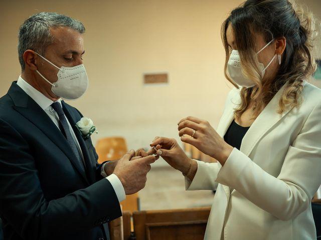 Il matrimonio di Oxsana e Andrea a Aversa, Caserta 31