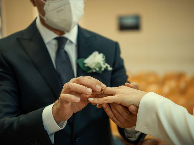 Il matrimonio di Oxsana e Andrea a Aversa, Caserta 32