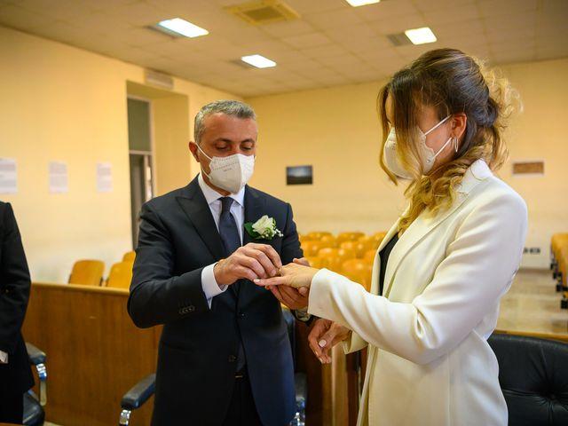 Il matrimonio di Oxsana e Andrea a Aversa, Caserta 33