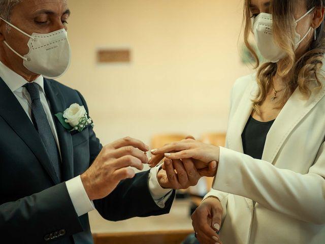 Il matrimonio di Oxsana e Andrea a Aversa, Caserta 34