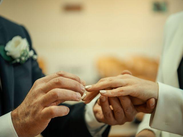 Il matrimonio di Oxsana e Andrea a Aversa, Caserta 35