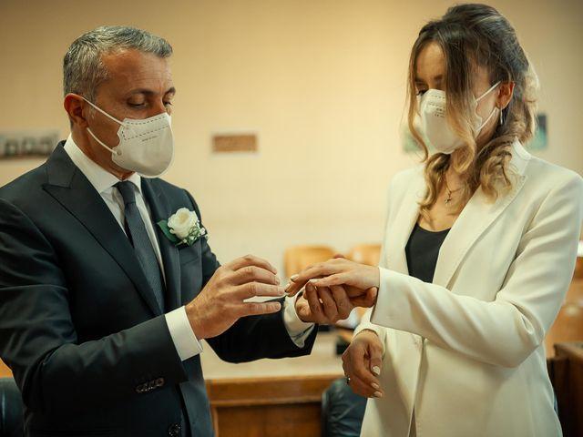 Il matrimonio di Oxsana e Andrea a Aversa, Caserta 36