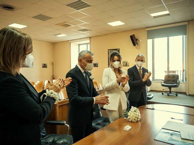 Il matrimonio di Oxsana e Andrea a Aversa, Caserta 37