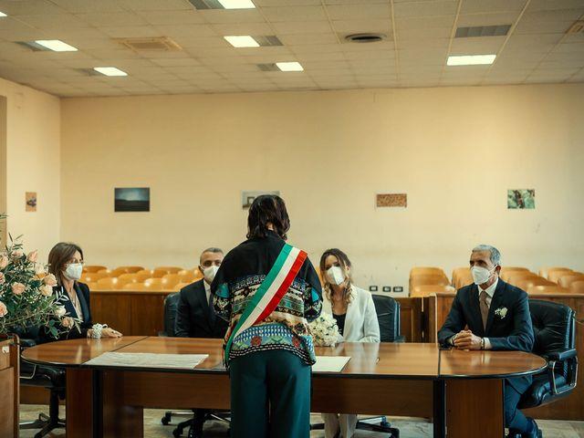 Il matrimonio di Oxsana e Andrea a Aversa, Caserta 41
