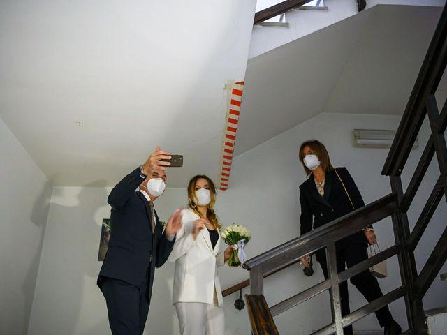 Il matrimonio di Oxsana e Andrea a Aversa, Caserta 44