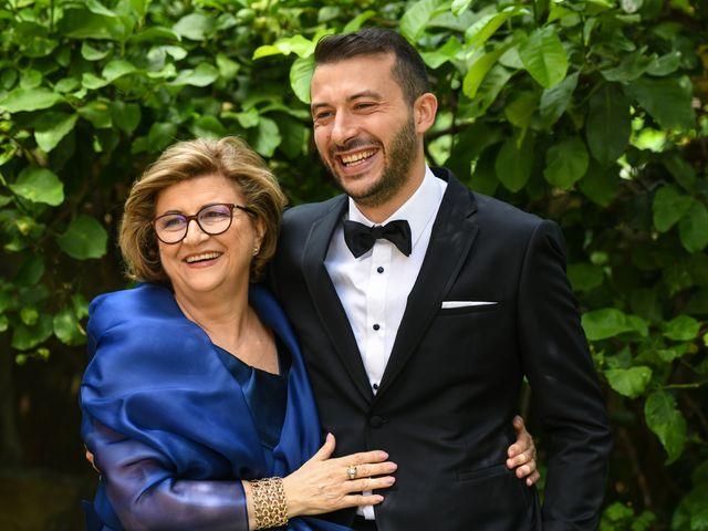 Il matrimonio di Paolo e Anna a Vico Equense, Napoli 5